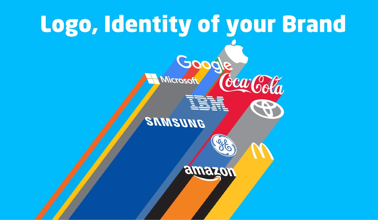 Logo, Identity of your brand.