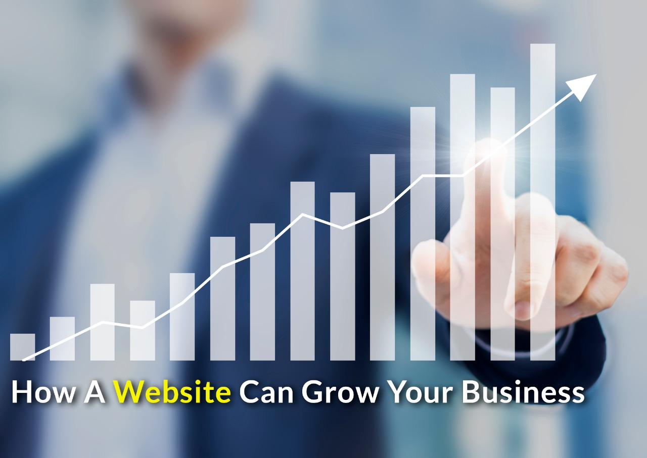 how a website can grow your business