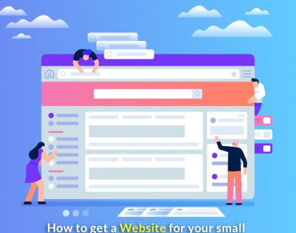 How to get a website for your small business within your budget